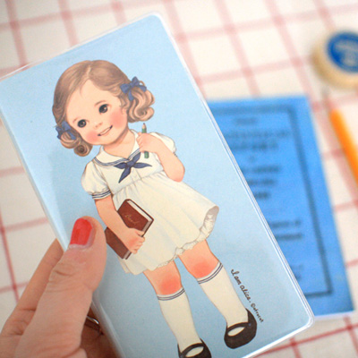 [sold out]  paper doll mate pocket book 2_Alice