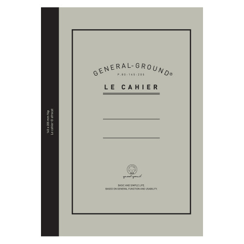 General-groundNotebook_Pastel gray