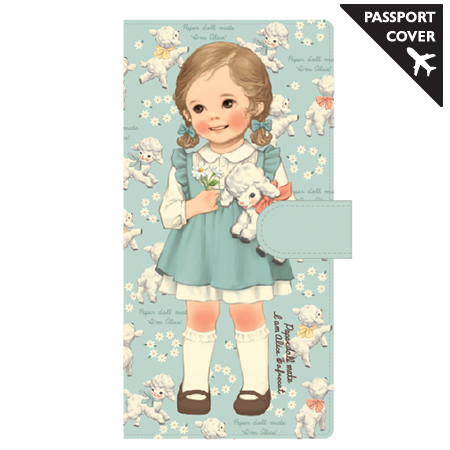 paper doll matepassport cover L_Alice