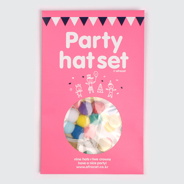 [30% opp packing] party hat set