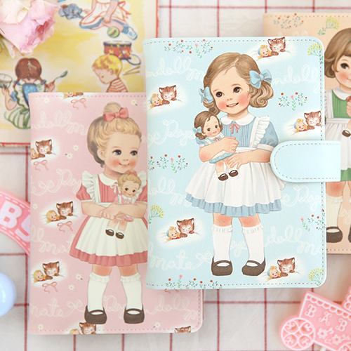 [30%] Paper doll mate 2017 daily diary