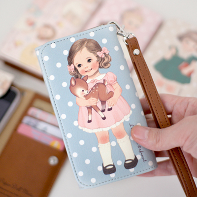 [50%] smart pouchpaper doll mate