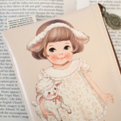 [sold out] paper doll matepouch3_Sally