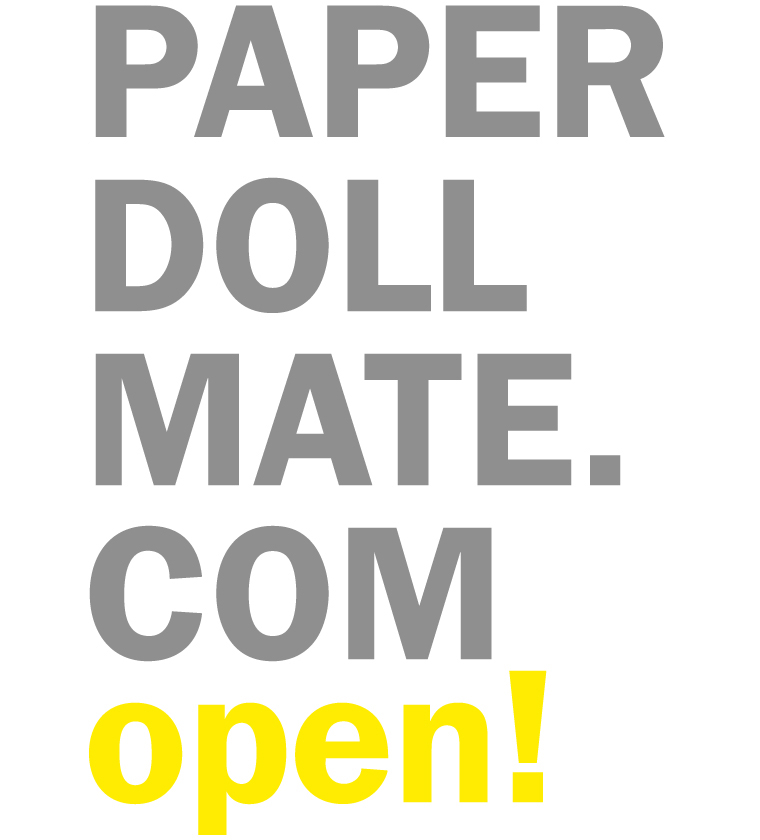 ▶ open! paper doll mate wed site!