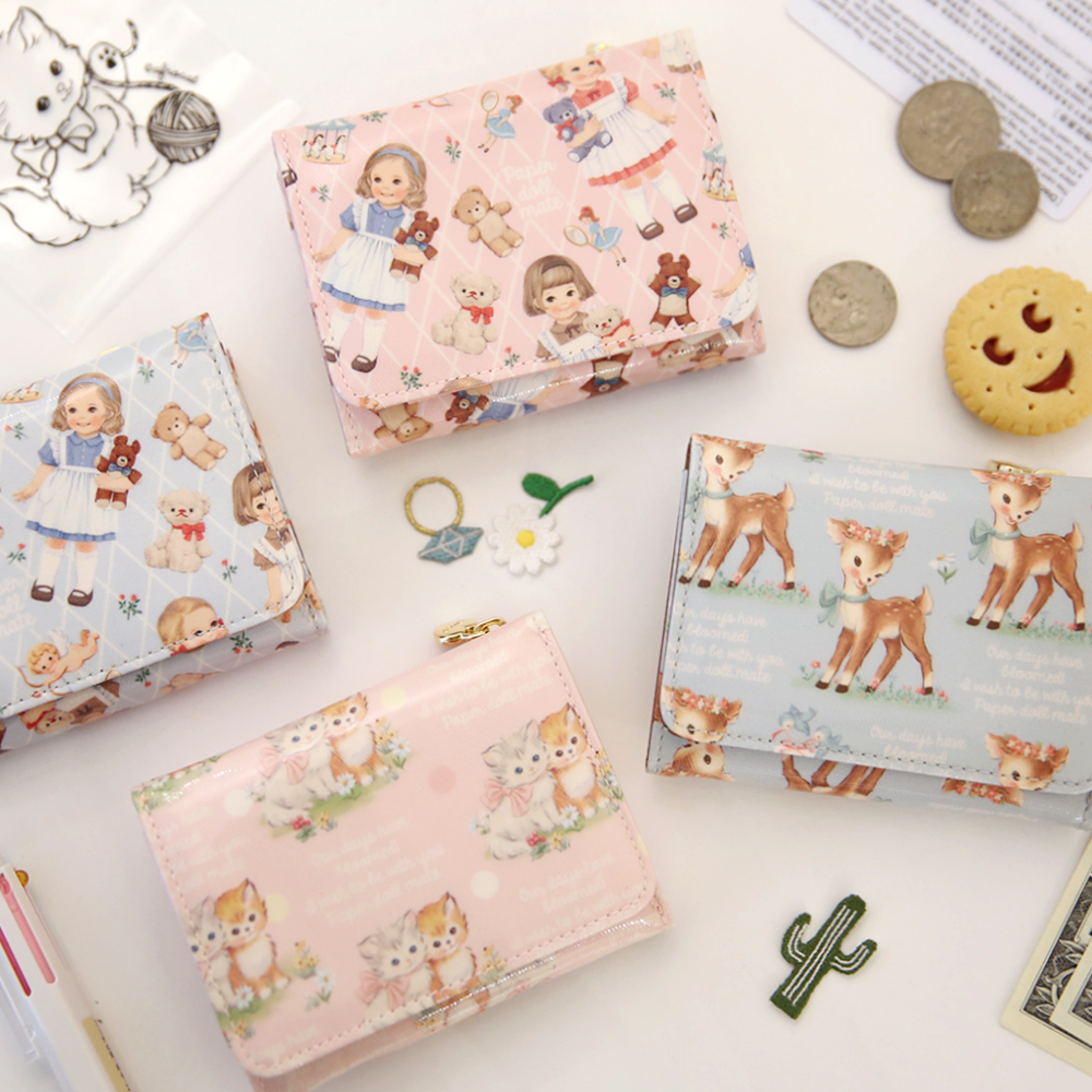mini wallet_paper doll mate_2