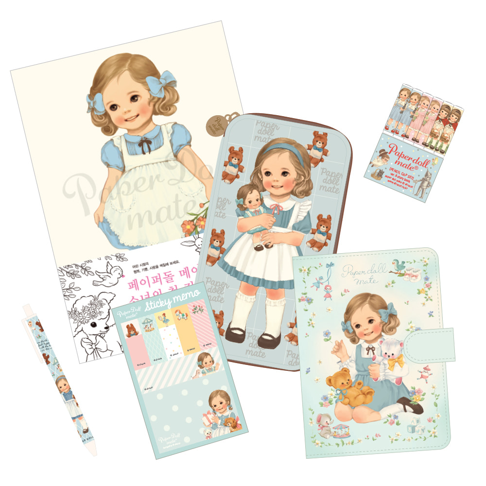 paper doll mate _ Alice Set*EVENT2월까지*