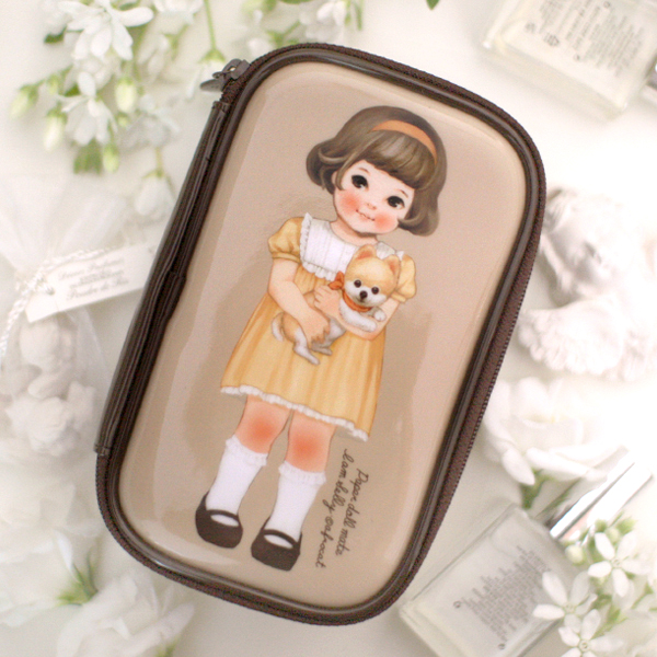paper doll matemake up pouch S_Sally