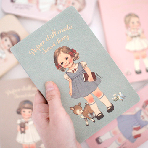 paper doll mate diary ver.3