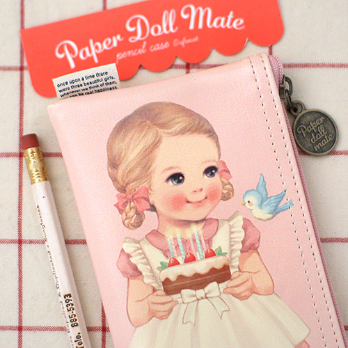 paper doll mate pencil case4_Julie