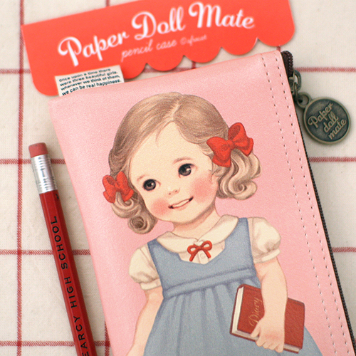 paper doll mate pencil case4_Alice