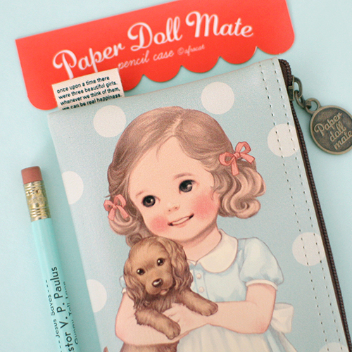 paper doll mate pencil case5_Alice