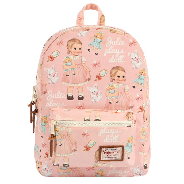 **재입고기념20%**paper doll mateYouth backpack_Julie