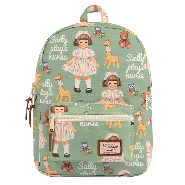 **12월입고예정**paper doll mateYouth backpack_Sally