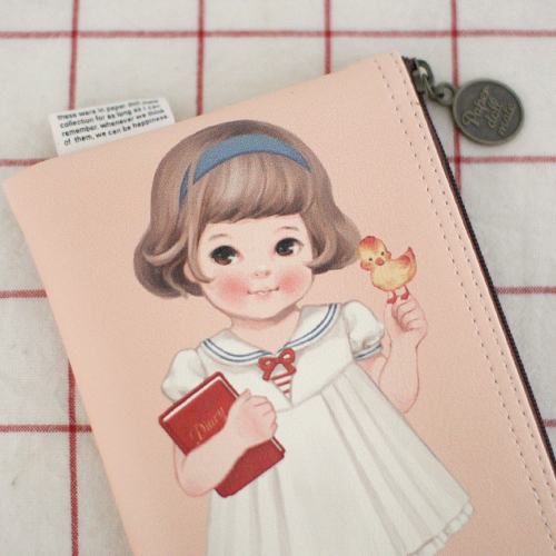 *20%쿠폰발행* paper doll mate pouch4_Sally