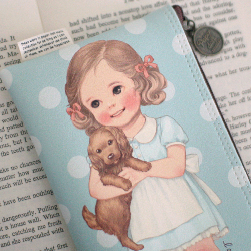 *20%쿠폰발행* paper doll mate pouch5_Alice