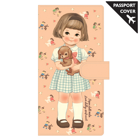 paper doll matepassport cover L_Sally