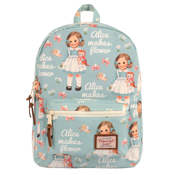 **재입고기념20**paper doll mateYouth backpack_Alice
